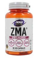 NOW Sports ZMA 800 mg. - 90 Capsules by NOW Foods