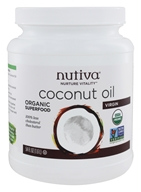 Nutiva (优缇) - Coconut Oil Organic Virgin - 54 fl. oz.
