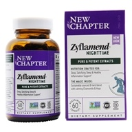 Zyflamend夜间-60 Vegetarian Capsules by New Chapter (新章)