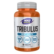 NOW Sports Tribulus 1000 mg. - 90 Tablets by NOW Foods