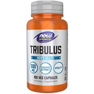 NOW Sports Tribulus 500 mg. - 100 Vegetable Capsule(s) by NOW Foods
