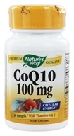 CoQ10 100 mg。30 Nature's Way (佳思敏)按Nature's Way (佳思敏)