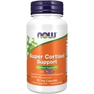 Super Cortisol Adrenal Support - 90 Vegetable Capsule(s) by NOW Foods