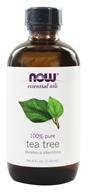 100% Pure Essential Oil Tea Tree - 4 fl. oz. by NOW Foods