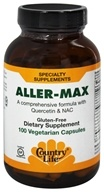 Aller最大与五羟黄酮& NAC-100 Vegetarian Capsules Formerly Biochem by Country Life (乡村生活)