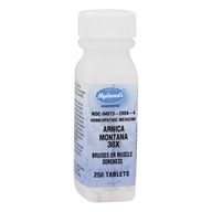 Arnica Montana 30 X - 250 Tablets by Hylands