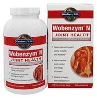 Wobenzym n 联合健康-800 Enteric-Coated Tablets by Garden of Life (生命花园)
