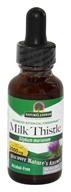 Alcohol Free Milk Thistle - 1 fl. oz. by Nature's Answer (自然之源)