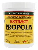YS Organic Bee Farms - Propolis在蜂蜜 110000 mg。 - 11.4 盎司。