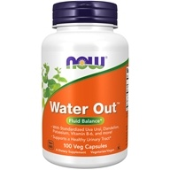 Water Out Fluid Balance - 100 Vegetable Capsule(s) by NOW Foods