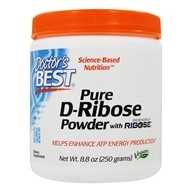 D-Ribose Powder with BioEnergy Ribose - 8.8 oz. by Doctor's Best (好医生)