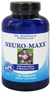 Neuro-Maxx-120 Tablets by Dr. Venessa's Formulas
