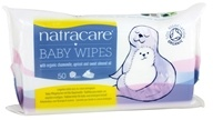 Organic Baby Wipes - 50 Wipe(s) by Natracare (奈卡)