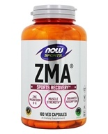 NOW Sports ZMA Sports Recovery - 180 Vegetable Capsule(s) by NOW Foods