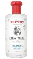Witch Hazel with Aloe Vera Alcohol-Free Toner Unscented - 12 oz. by Thayers (金缕梅)