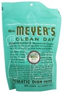 Clean Day Automatic Dish Packs 20 Loads Basil - 12.7 oz. by Mrs. Meyer's (梅耶太太)