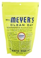 Clean Day Automatic Dish Packs 20 Loads Lemon Verbena - 12.7 oz. by Mrs. Meyer's (梅耶太太)
