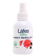 Organic Baby Insect Repellent - 4 fl. oz. by Lafe's