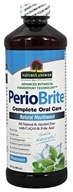 PerioBrite Natural Mouthwash Wintermint - 16 fl. oz. by Nature's Answer (自然之源)